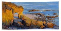 The Golden Hour / Laguna Beach Bath Towel