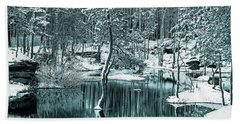 Hand Towel featuring the photograph Late Fall  by Vladimir Kholostykh