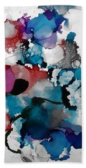 Late Night Magic Hand Towel by Alika Kumar