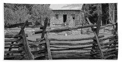 Latta Plantation Cabin Bath Towel