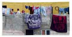 Laundry In Guanajuato Bath Towel