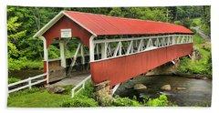Laurel Hill Creek Bridge Hand Towel