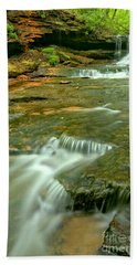 Laurl Highlands Waterfall Gorge Hand Towel