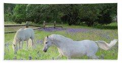 Lavender Pastures Bath Towel