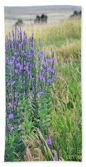 Lavender Hills Bath Towel