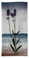 Lavender Ocean Breath Bath Towel