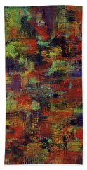 Layers Of Life Hand Towel