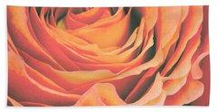 Le Petale De Rose Hand Towel