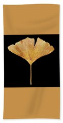 Leaf 18 Bath Towel