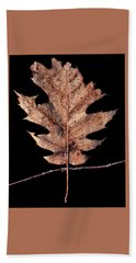Leaf 22 Bath Towel