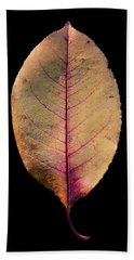 Leaf 26 Bath Towel