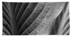 Leaf - So Many Ways Bath Towel by Ben and Raisa Gertsberg