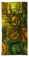 Leaf Whisper Bath Towel