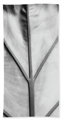 Leaf1 Bath Towel