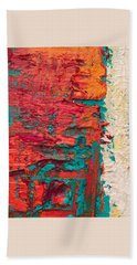 Learning Curve One Bath Towel by Heather Roddy