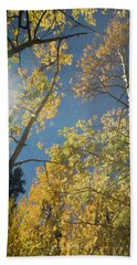 Leaves Of Fall Bath Towel