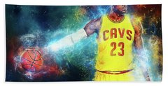 Lebron James Hand Towel