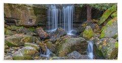 Leconte Creek Waterfall 2 Bath Towel