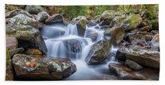 Leconte Creek Watrefall Bath Towel