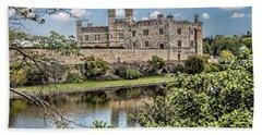 Leeds Castle, Uk Hand Towel