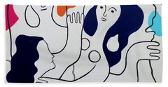 Leger Light And Loose Hand Towel