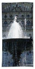 Legislature Fountain Bath Towel