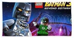 Lego Batman 3 Beyond Gotham Bath Towel