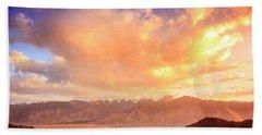 Bath Towel featuring the photograph Leh, Ladakh by Alexey Stiop