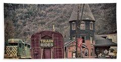 Lehigh Gorge Scenic Railway Hand Towel