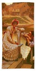 Leighton Edmund Blair Courtship Hand Towel