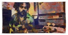 Lenny Kravitz Collection - 1 Bath Towel