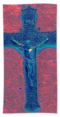 Lent 3 Hand Towel by M Diane Bonaparte