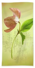 Lenton Rose 1 Hand Towel