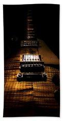 Burst Top Guitar Spotlight Series Hand Towel