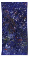 Let It Go - Panel 1 Of Triptych Bath Towel