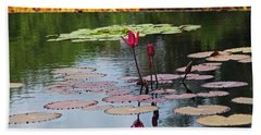 Bath Towel featuring the photograph Let The Music Lift You by Michiale Schneider
