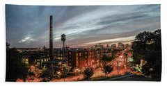 Libby Hill Post Sunset Hand Towel