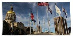 Liberty Plaza Hand Towel