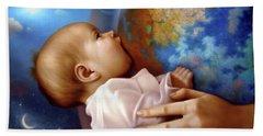 Life, Earth Hand Towel