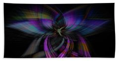 Light Abstract 4 Hand Towel