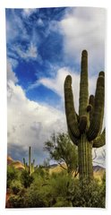 Hand Towel featuring the photograph Light And Shadow by Rick Furmanek