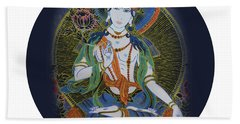 Light Giving Shiva  Hand Towel
