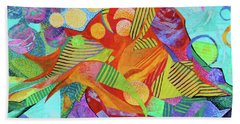 Light In The Heights Bath Towel