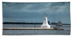 Lighthouse Hand Towel