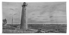 Lighthouse Point Hand Towel