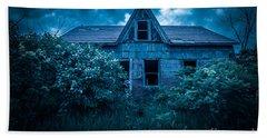 Lilac House Hand Towel