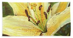 Lily Dream Hand Towel