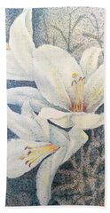 Lily Whites Hand Towel
