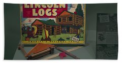 Lincoln Logs Toys Bath Towel