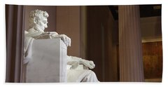 Lincoln Side View Hand Towel